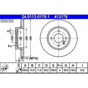Bremsscheibe Art. Nr. 24.0113-0178.1 120,00€