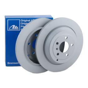 Спирачен диск дебелина на спирачния диск: 14,0мм, брой на дупките: 5, Ø: 330,0мм с ОЕМ-номер A1644231212