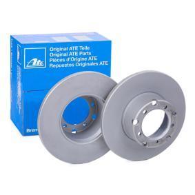 Disque de frein Ø: 280,0mm, plein, revêtu 24.0116-0100.1