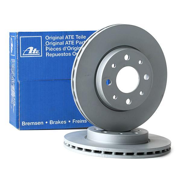 ATE  24.0120-0184.1 Bremsscheibe Bremsscheibendicke: 20,0mm, Lochanzahl: 4, Ø: 240,5mm