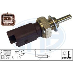 Sensore, Temperatura refrigerante con OEM Numero 551 907 91