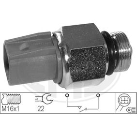 Switch, reverse light Number of connectors: 2 with OEM Number 1406051