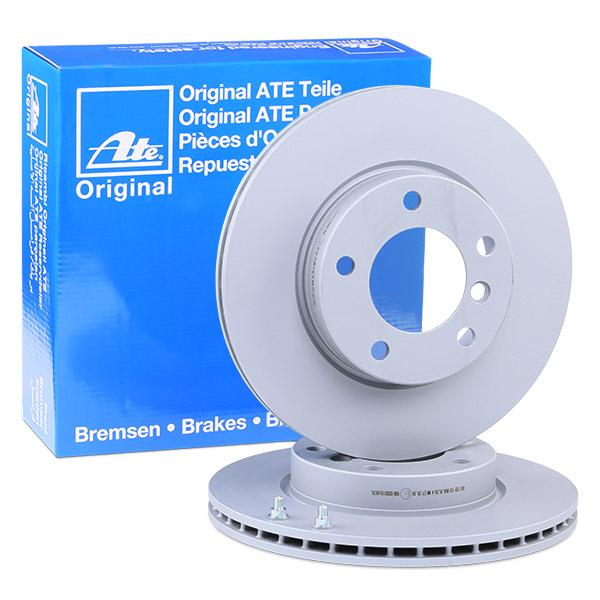 Discos de Freno ATE 24.0122-0115.1 conocimiento experto