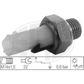Interruptor de control de la presión de aceite con OEM número 44 31 212