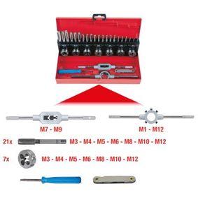 KS TOOLS Thread Cutter Set 331.0632