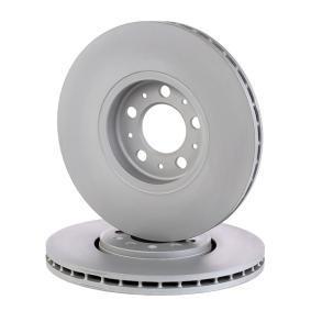 Bremsscheibe Bremsscheibendicke: 25,0mm, Lochanzahl: 5, Ø: 288,0mm mit OEM-Nummer 6R0 615 301D
