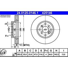 Bremsscheibe Art. Nr. 24.0125-0146.1 120,00€