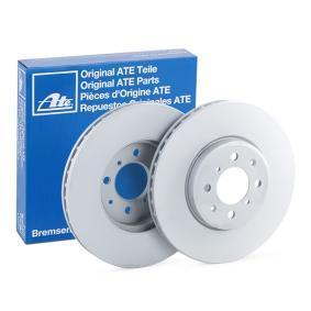 Спирачен диск дебелина на спирачния диск: 25,0мм, брой на дупките: 4, Ø: 282,0мм с ОЕМ-номер SDB000440