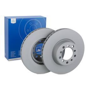 ATE  24.0128-0102.1 Bremsscheibe Bremsscheibendicke: 28,0mm, Lochanzahl: 5, Ø: 300,0mm