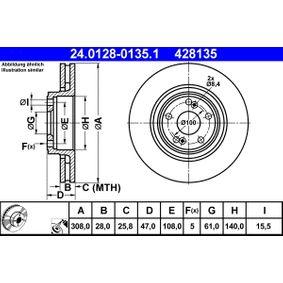 Bremsscheibe Art. Nr. 24.0128-0135.1 120,00€