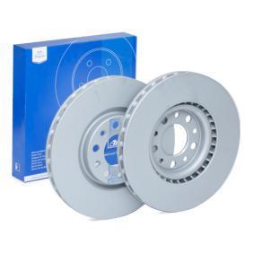 Bremsscheibe Bremsscheibendicke: 28,0mm, Lochanzahl: 5, Ø: 305,0mm mit OEM-Nummer 517 606 21