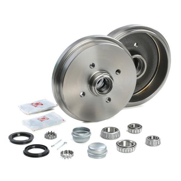 Bremstrommeln ATE 480211 4006633307079