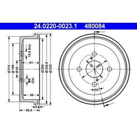Bremstrommel Art. Nr. 24.0220-0023.1 120,00€