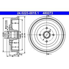Brake Drum Article № 24.0223-0015.1 £ 140,00