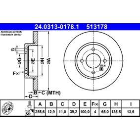 Bremsscheibe Art. Nr. 24.0313-0178.1 120,00€