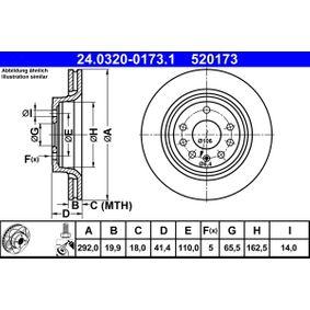 Bremsscheibe Art. Nr. 24.0320-0173.1 120,00€