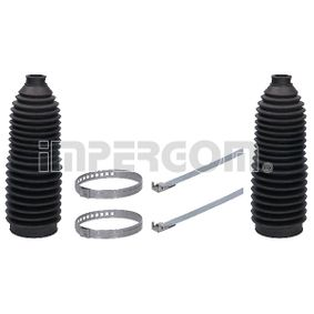 Bellow Set, steering with OEM Number 4D0 419 831E
