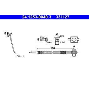 Bremsschlauch Art. Nr. 24.1253-0040.3 120,00€