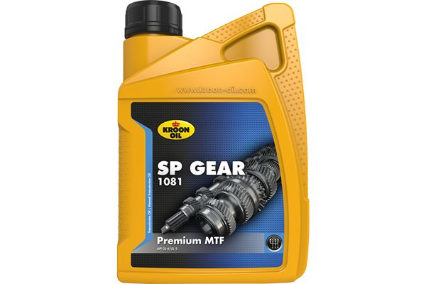 KROON OIL SP GEAR 33950 Getriebeöl MIL-PRF-2105E, MIL-L 2105 D, MT-1, SAE J2360, ZF TE-ML 02B