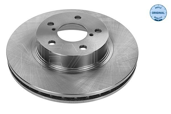 MEYLE  34-15 521 0002 Bremsscheibe Bremsscheibendicke: 24mm, Lochanzahl: 5, Ø: 260mm