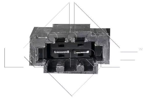 Lüftermotor NRF 34002 8718042174994