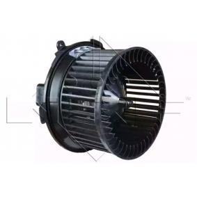NRF Elektromotor, Innenraumgebläse 34014 für CITROËN XSARA PICASSO (N68) 1.8 16V ab Baujahr 02.2000, 115 PS