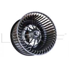 Innenraumgebläse Spannung: 12V mit OEM-Nummer 3M5H-18456-EC