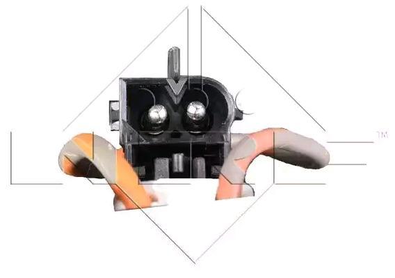 Lüftermotor NRF 34043 8718042175403