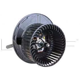 Innenraumgebläse Spannung: 12V mit OEM-Nummer 169 820 0642