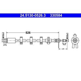 Bremsschlauch Art. Nr. 24.5130-0526.3 120,00€
