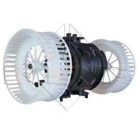 Innenraumgebläse Spannung: 12V mit OEM-Nummer 64116933910