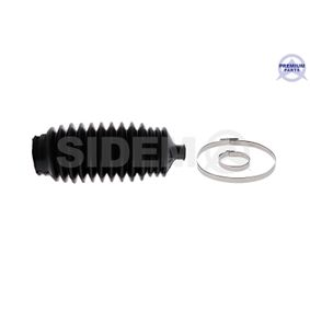 Bellow, steering Total Length: 180mm with OEM Number 4820341B27