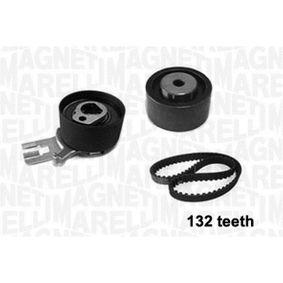 Zahnriemensatz Breite: 28mm mit OEM-Nummer 31258305