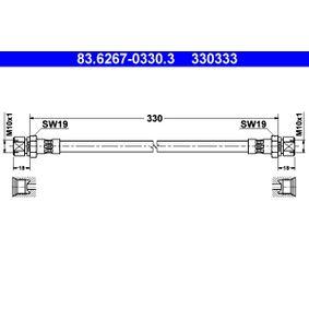 Bremsschlauch Art. Nr. 83.6267-0330.3 120,00€