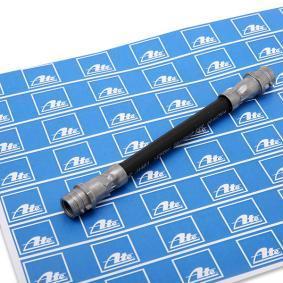 Bremsschlauch Länge: 140mm, Innengewinde 2: M10x1mm mit OEM-Nummer 6X0611775