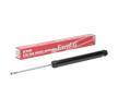 KYB Excel-G Hinterachse, Zweirohr, Gasdruck, Teleskop-Stoßdämpfer, oben Stift, unten Auge 3438006
