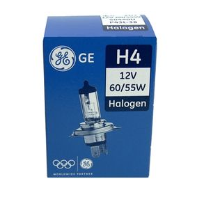 Glühlampe, Fernscheinwerfer H4, 60/55W, 12V, base type 34454
