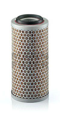 MANN-FILTER Piclon C 1176/3 Luftfilter Höhe: 227mm
