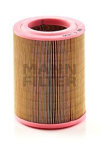 MANN-FILTER  C 1430 Filtro de aire Altura: 175mm