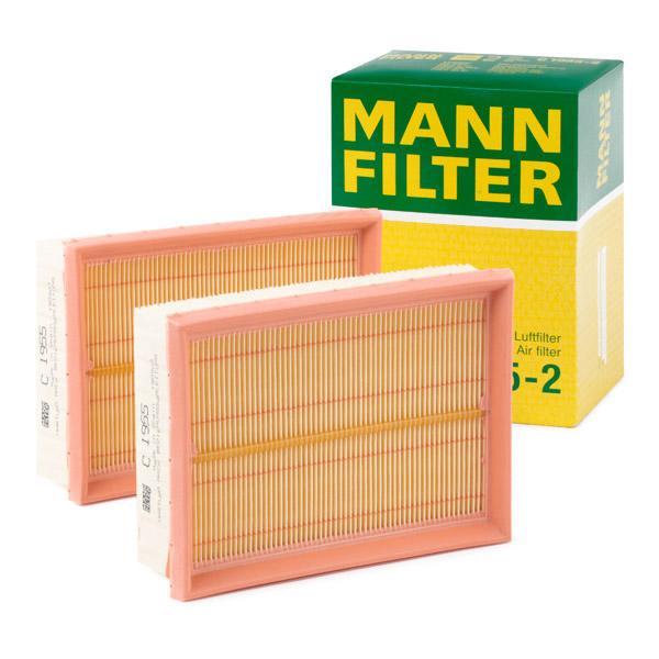 Filter MANN-FILTER C1955-2 Erfahrung