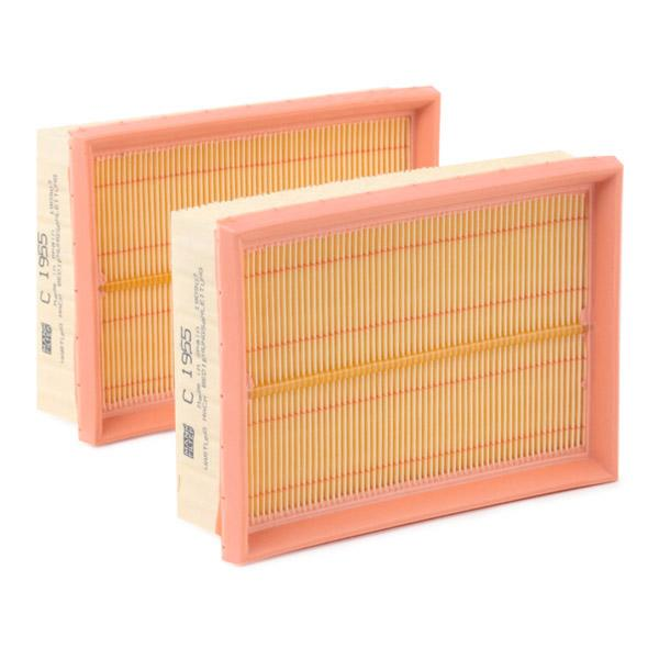 Filter MANN-FILTER C 1955-2 4011558203009
