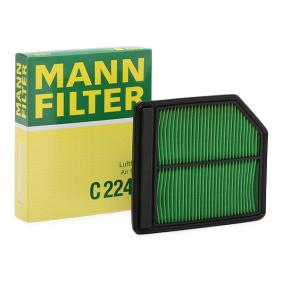 Air Filter C 2240 CIVIC 8 Hatchback (FN, FK) 2.0 R MY 2006