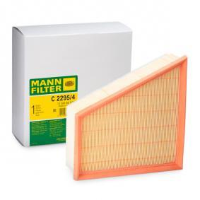 Air Filter Length: 213mm, Width: 219mm, Height: 76mm, Length: 213mm with OEM Number 6Q0 129 620B