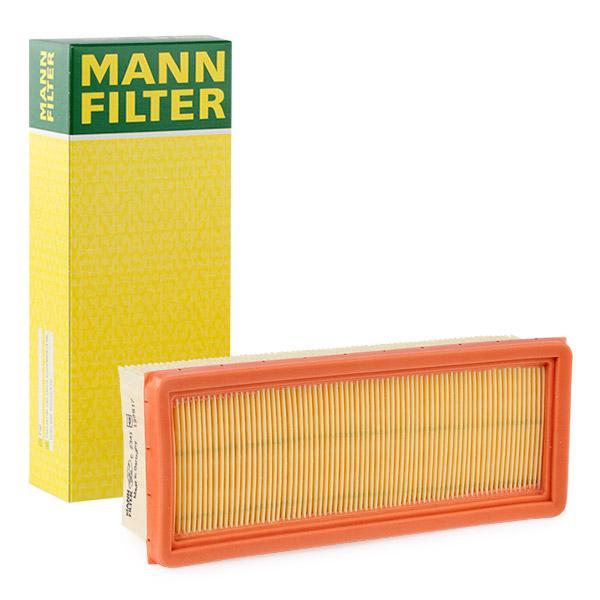 Filter MANN-FILTER C2341 Erfahrung
