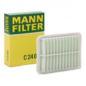 Air Filter Length: 239mm, Width: 175mm, Height: 54mm, Length: 239mm with OEM Number 9091510003
