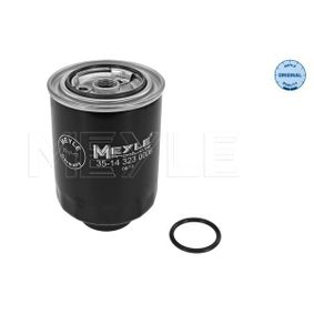 Fuel filter Height: 129,5mm with OEM Number 42072AG060