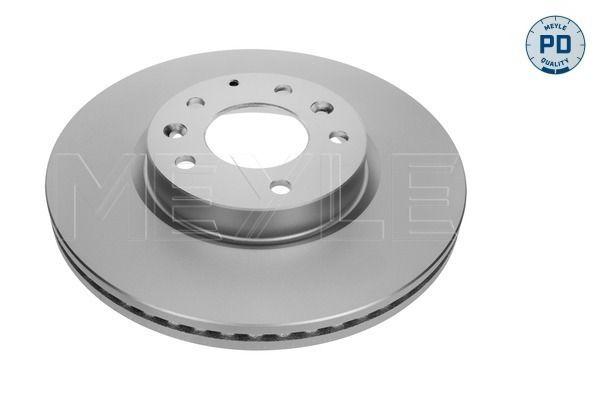 MEYLE  35-15 521 0040/PD Bremsscheibe Bremsscheibendicke: 25mm, Lochanzahl: 5, Ø: 299mm