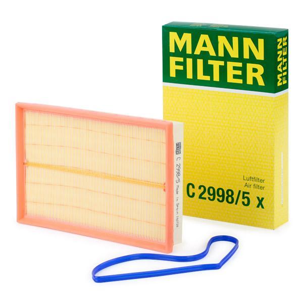 Filter MANN-FILTER C2998/5x Erfahrung