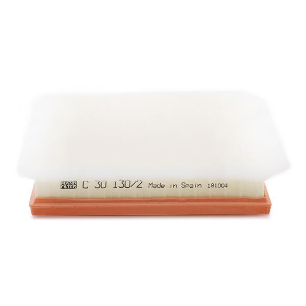 Air Filter MANN-FILTER C 30 130/2 4011558352301
