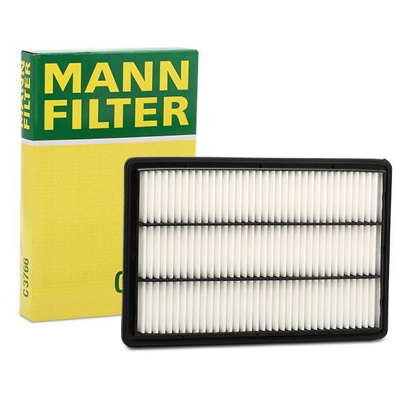 Filtro de Aire C 3766 MANN-FILTER C 3766 en calidad original